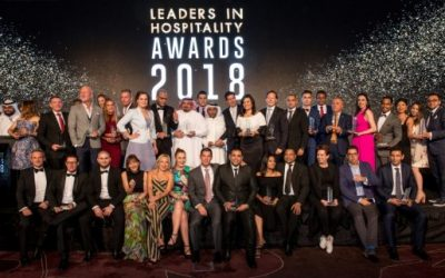 Ghassan Aboud Awarded as leading hospitality investor