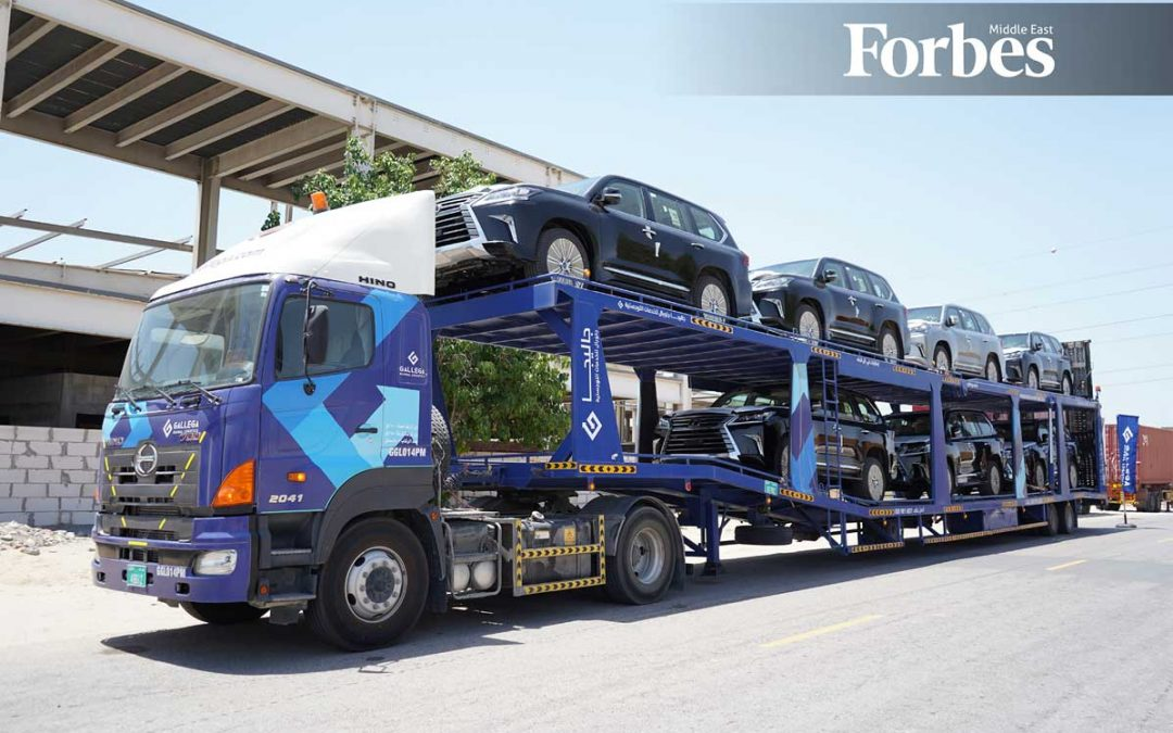 Forbes ME: Driving Innovation In Automotive Logistics